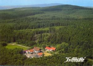 Bild: Luxus Blockhütte mitten im Wald Hunsrück