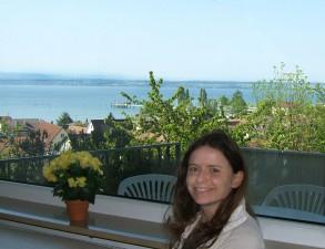 Bild: Ferienwohnung Fam. Grabsch - mit wunderschönem See- und Alpenblick -
